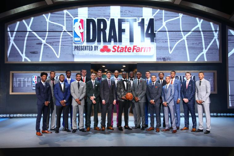 NBA Rookies Received Some Pretty Bizarre Advice at League's Transition Program