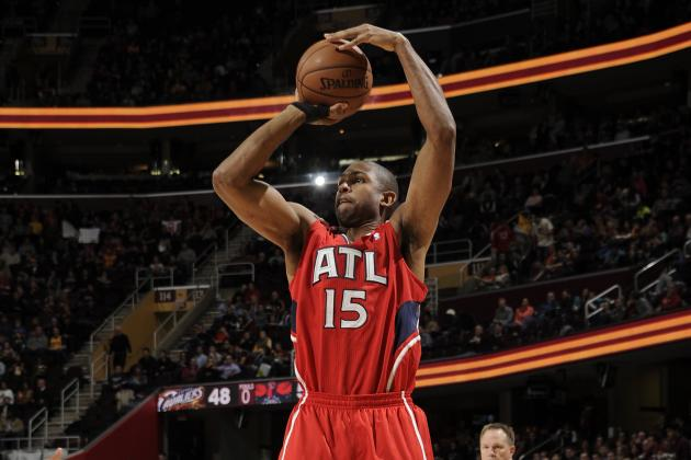 Atlanta Hawks: Should Al Horford Take More Three-Pointers?