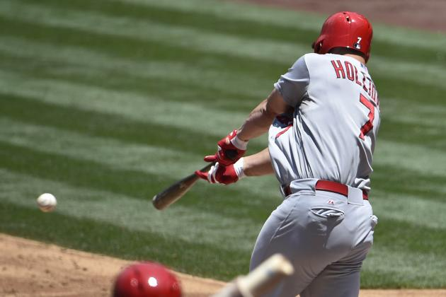 Bernie: Matt Holliday Heating Up