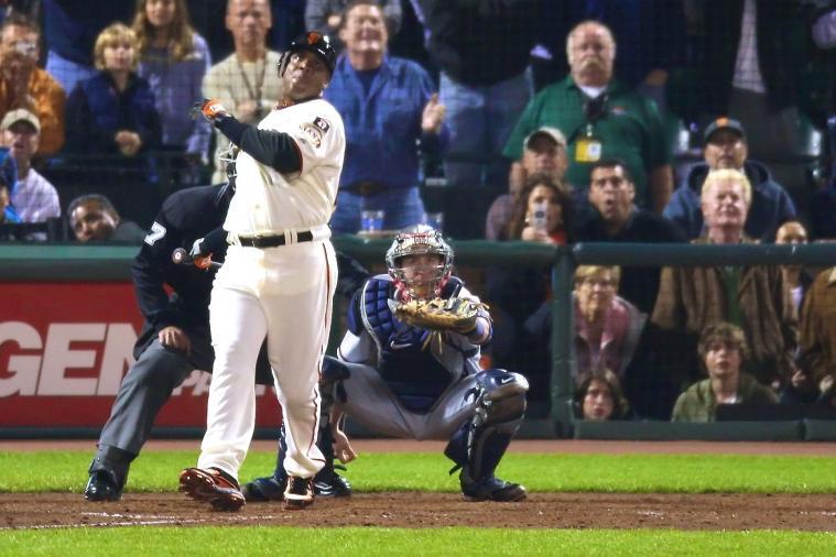 Throwback Thursday: 7th Anniversary of Barry Bonds Hitting Home Run No. 756