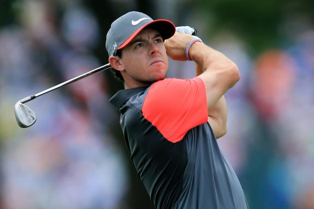 PGA Championship 2014: How to View Live Leaderboard Scores, Updates on Day 2