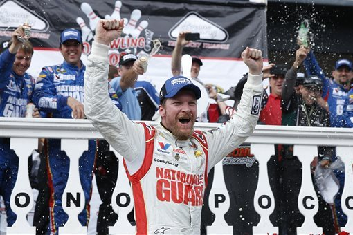Dale Earnhardt Jr.'s Window of Opportunity