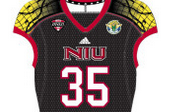 NIU Unveils 'Corn Fest' Uniforms for Opener