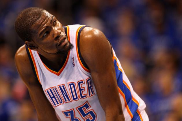 Are Oklahoma City Thunder Fighting for Future with Kevin Durant?
