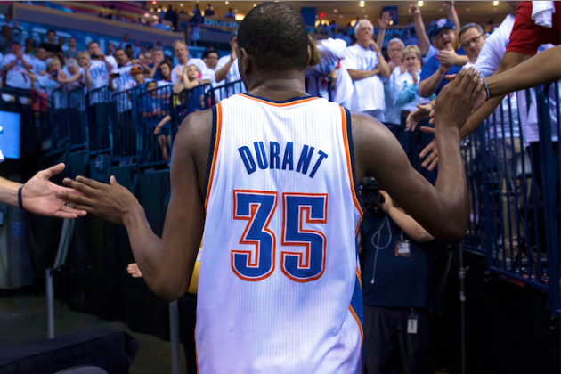 How Thunder Can Make Sure Kevin Durant Will Stay with OKC Long-Term