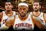 Are Cavs Title Favorites with Love?