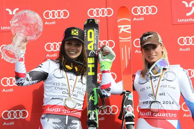 Alpine Skiing: The Changing Faces of the Women's World Cup Scene