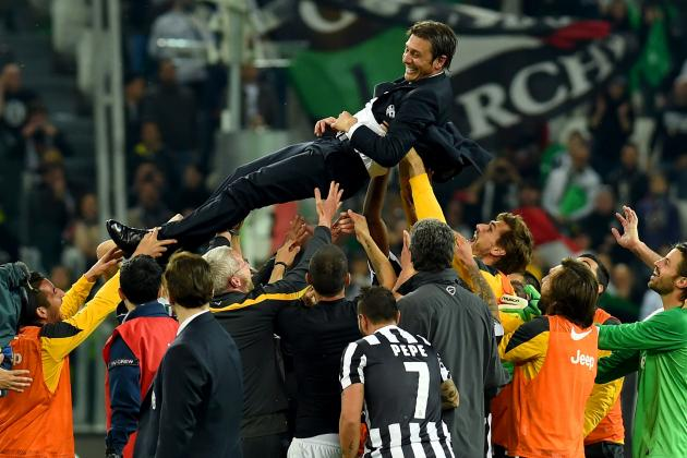 Juventus: Could Antonio Conte Be Back on Their Bench in the Future?
