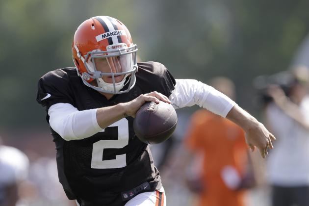 Johnny Manziel's Dual-Threat Ability Will Separate Him from Brian Hoyer