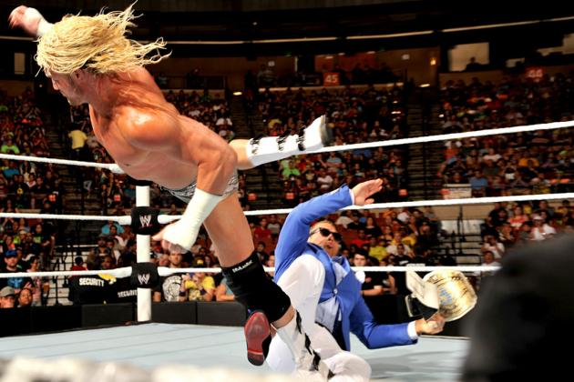 WWE SummerSlam 2014: Overlooked Stars Who Will Have a Big Impact at PPV