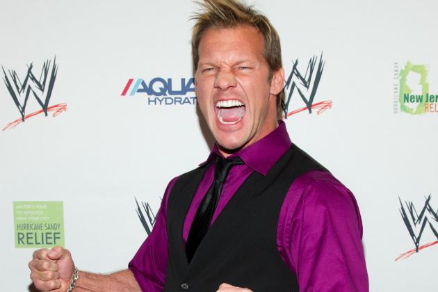 Watch: Jericho Helps WWE Fan with Proposal