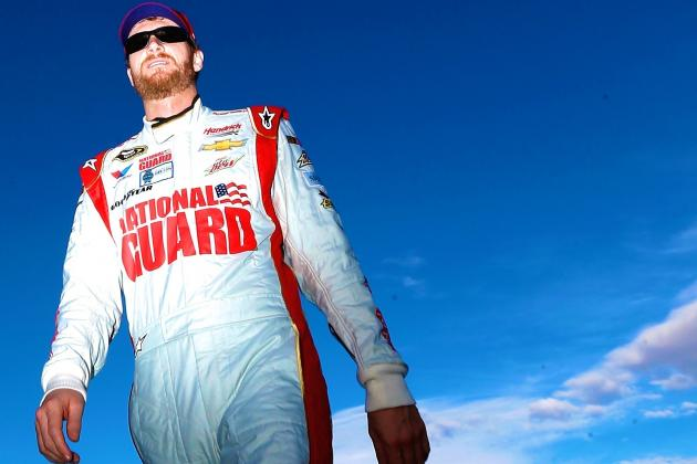 Dale Earnhardt Jr. Set to Lose National Guard as Sponsor