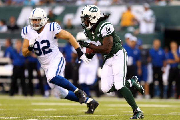 Chris Johnson's Instant Fantasy Reaction After Chris Ivory's Injury