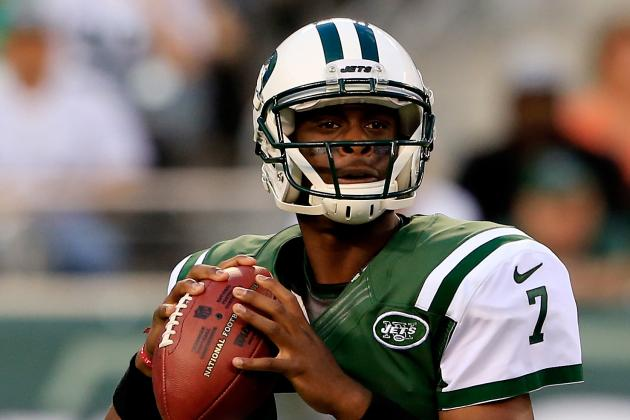 Geno Smith, Michael Vick Both Lead Scoring Drives in First Half