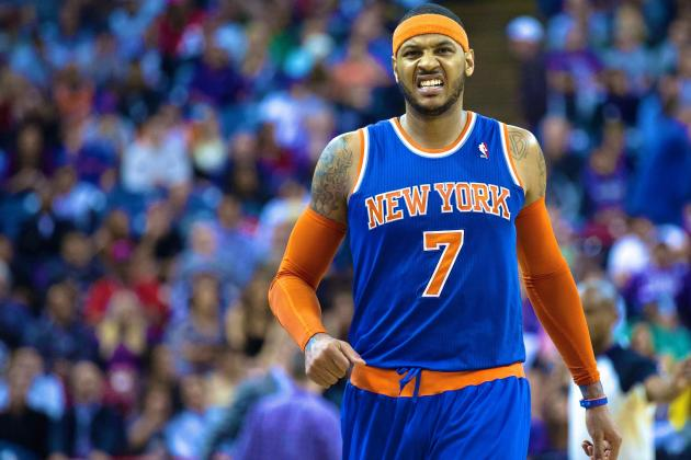 Is Carmelo Anthony a Disappointment or Victim of Unrealistic Expectations?