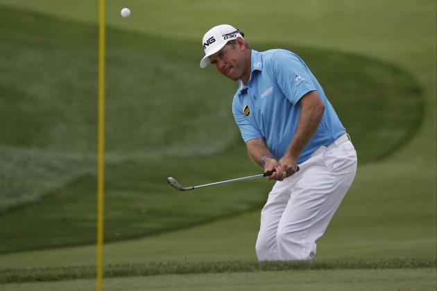 PGA Championship 2014 Leaderboard: Updating Results and Standings for Day 2
