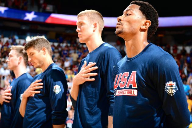 Is USA Still FIBA World Cup Favorite Without Kevin Durant and Other Lost Stars?