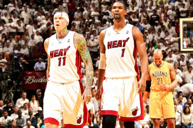 Don't Sweat the Miami Heat's Seemingly Shallow Center Position