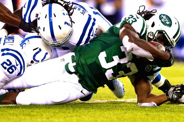 Chris Ivory Injury: Updates on Jets RB's Ribs and Return