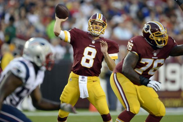 Patriots vs. Redskins: Score and Twitter Reaction from 2014 NFL Preseason