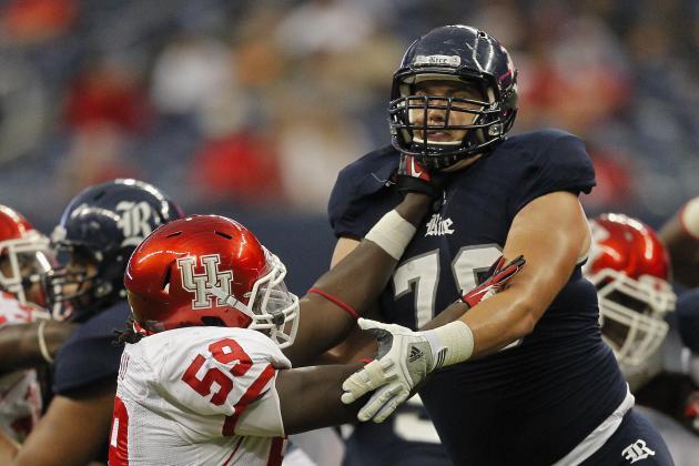 Kidney Disease Brings End to Rice Offensive Lineman's Career