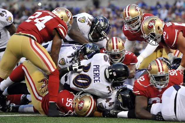 49ers vs. Ravens: Score and Twitter Reaction from 2014 NFL Preseason
