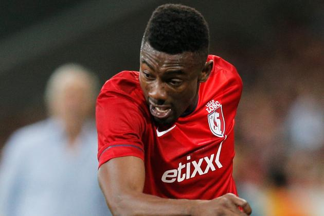 Everton Set for Battle over Lille Winger Kalou