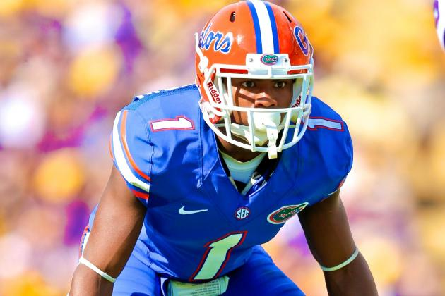 Vernon Hargreaves Injury: Updates on Gators CB's Knee and Return