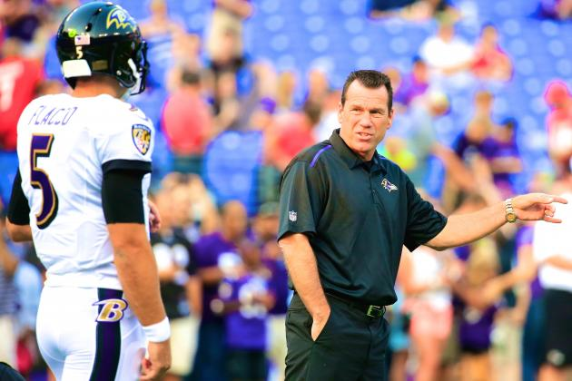 Gary Kubiak Providing Offensive Spark the Ravens Need to Contend in 2014
