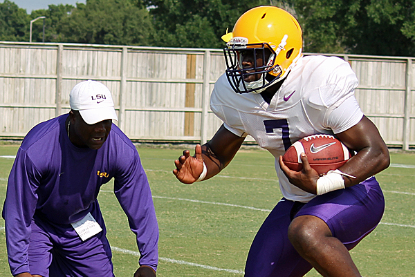 LSU Football: Week 1 Fall Camp Stock Report