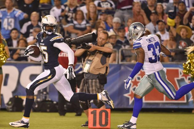 Cowboys vs. Chargers: Score and Twitter Reaction from 2014 NFL Preseason