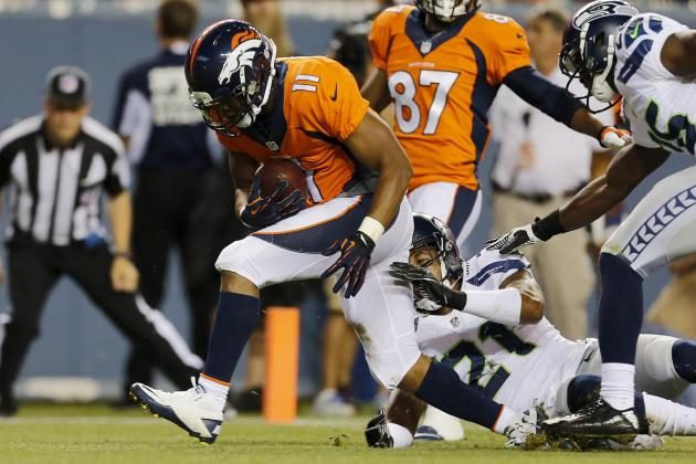 Seahawks vs. Broncos: Score and Twitter Reaction from 2014 NFL Preseason