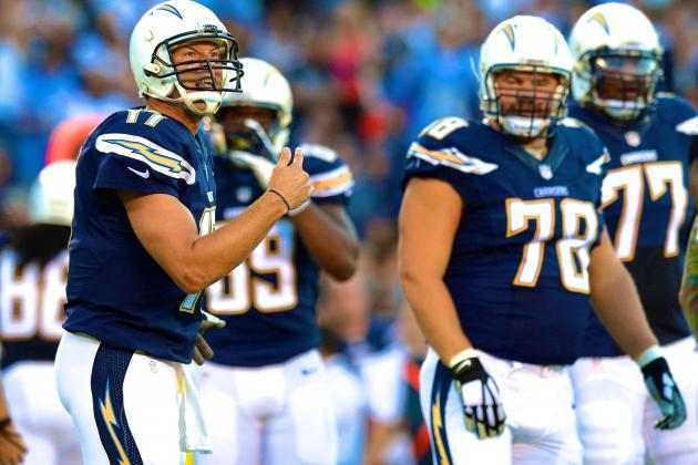 Chargers Showcase Potent Offense That Makes Them AFC Contenders