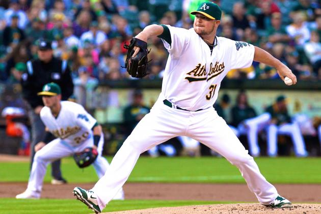 Jon Lester Proving He's Just What the Doctor Ordered for A's