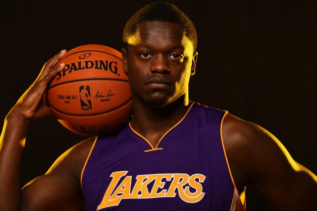 Everything You Need to Know About Los Angeles Lakers Rookie Julius Randle
