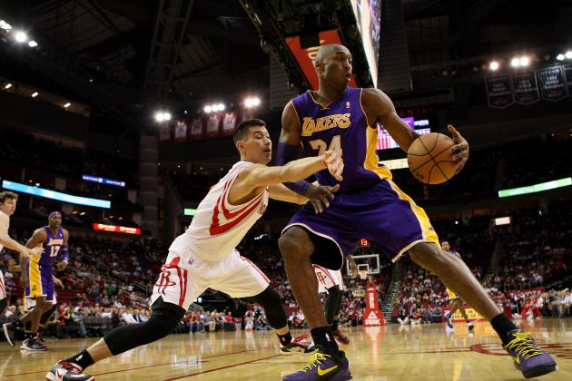 What Is Los Angeles Lakers' Ideal Starting Lineup?