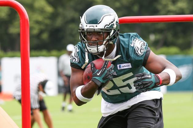 Breaking Down LeSean McCoy's Chances of Rushing for 2,000 Yards