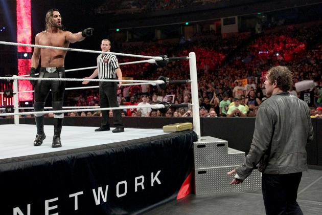 Seth Rollins' Win-Loss Record Carries Significance and Must Be Protected