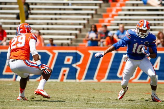 Florida Football: Week 1 Fall Camp Stock Report