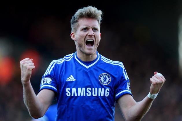 Chelsea FC: Andre Schurrle vs. Willian