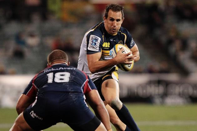 Andrew Smith Joins Munster from Brumbies