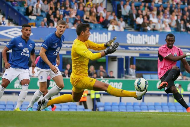 SC Paderborn 07 vs. Everton: How Toffees Will Line Up in Pre-Season Friendly