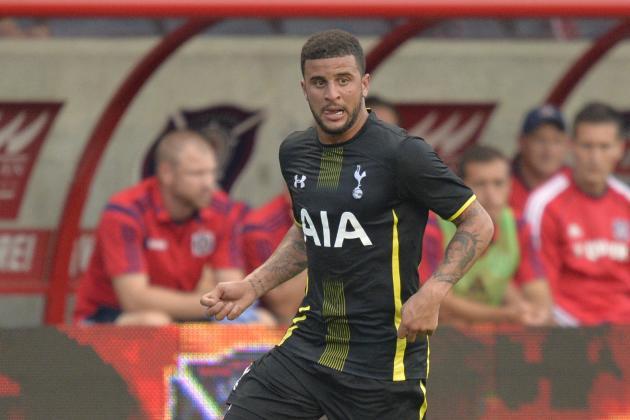 Tottenham Hotspur vs. Schalke: How Spurs Will Line Up at White Hart Lane