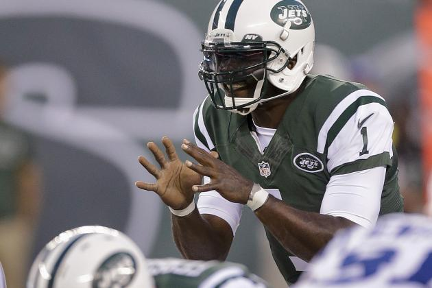 Mike Vick Suggests He Could Be Change-of-Pace QB for Geno Smith