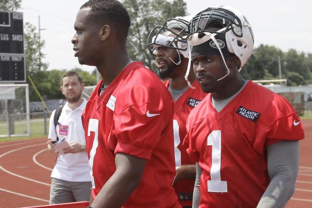 Jets' Geno Smith, Michael Vick See Limited Action, Avoid Mistakes