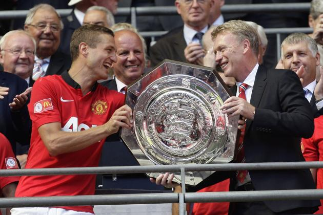 David Moyes and Manchester United Prove Community Shield Teaches Nothing