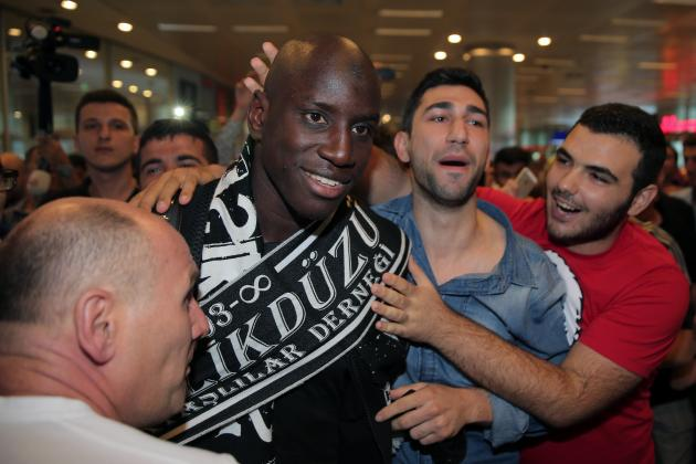 Arsenal Must Beware Demba Ba and Besiktas in Champions League Qualifier