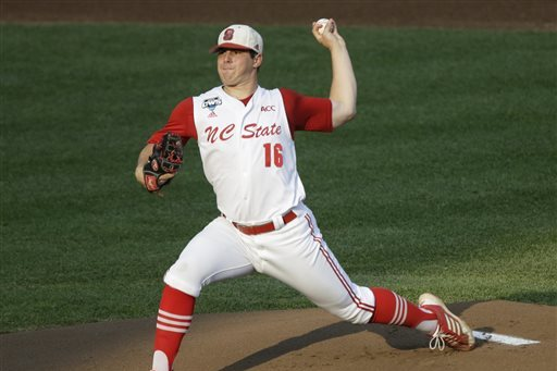 """Better-Than-Average Chance"" White Sox Call Up No. 3 Pick Carlos Rodon"