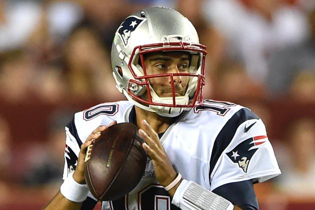 Tale of Two Backup QBs for Patriots