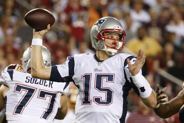 New England Patriots Showcasing Ryan Mallett for a Trade?